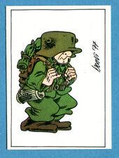 [GCG] STURMTRUPPEN - Corno 1977 - Figurina-Sticker - n. 18 -New