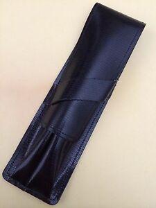 Parker Leather 2 Pen Holder