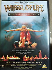 SHAOLIN WHEEL OF LIFE ~ 2000 Martial Arts Live Show   UK DVD