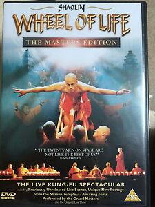 Shaolin Wheel of Life DVD 2000 Martial Arts Live Show