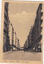 * ROMA - Quartiere Italia - Via Padova 1947