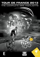 Tour De France 2013 - The Complete Highlights (DVD, 2013, 3-Disc Set)