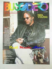 rivista BUSCADERO 171/1996 Neil Young Branduardi John Cipollina Patti Smith Nocd
