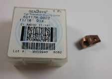 AMEC Carbide Spade Drill Insert 5C117H-0022 GEN3SYS Size 17 AM200 C1 -4961E1753