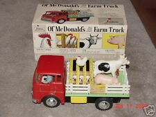 FRANKONIA OL' MCDONALD'S FARM TRUCK MULTI-ACTION