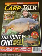 CARP TALK #807 - THE HUNT IS ON - MARCH 20 2010