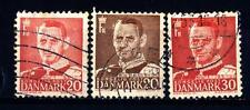 DENMARK - DANIMARCA - 1948-1953 - Re Federico IX