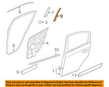 NISSAN OEM 07-12 Sentra Exterior-Rear-Applique Window Trim Right 82812ET000