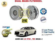 FOR AUDI A6 3.0 TFSI TDI QUATTRO S TRONIC 2010 > NEW DUAL MASS DMF FLYWHEEL