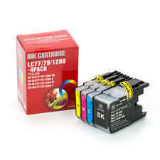 4PK ink for Brother LC79 MFC-J6510DW MFC-J6710DW MFC-J6910DW  Extra High