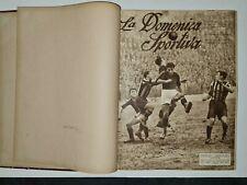 Sunday sport magazine year 1936 complete year bound