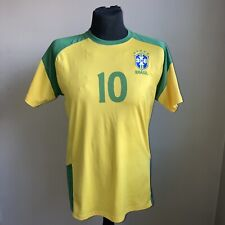 Brasil Shirt Size Medium Neymar Jr Brazil Shirt