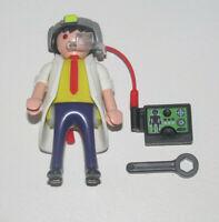 Playmobil Figurine Personnage Inventeur Scientifique + Accessoires NEW