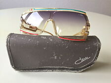 vintage CAZAL 858 sunglasses W.Germany rare MC Hammer 80s asymetric 856 607 2