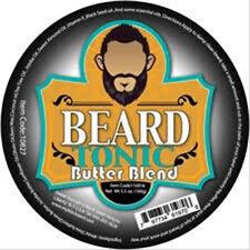 Organic Beard Tonic Butter Blend 5.5 oz