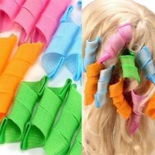 1Set Hair Curlers Twist Spiral Circle Ringlets Magic Rollers Styling DIY Set