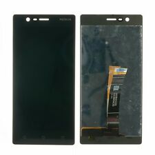 Nokia 3 display lcd touch screen glas digitizer black