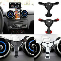 For Audi A1 S1 A3 Car Air Vent Clip Mount Gravity Bracket Phone Holder Support