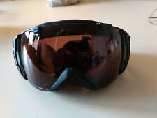 Smith Ski Goggles Shperical Series; Polarized Rose Copper; with extra lens