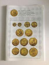 JEAN ELSEN AUCTION CATALOG BELGIUM ANCIENT WORLD COINS LISTE 271 JAN-MARCH 2015