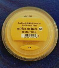bareMinerals ORIGINAL Loose Powder Foundation Color Golden Medium W20 Full Size