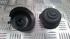 FIAT 126 paio di polvere di gomma faro anteriore copre