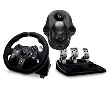 LOGITECH Force G920 Racing rueda Pedales Driving (Forx & Pc) Gearstick paquete Box