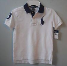 Ralph Lauren Boys' Big Pony Polo Shirt Size 5