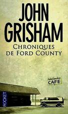 JOHN GRISHAM***RARE***CHRONIQUES DE FORD COUNTY