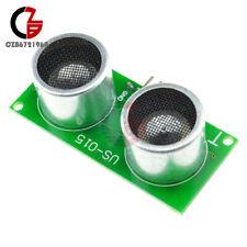 10PCS US-015 Ultrasonic Module Distance Measuring Sensor Non-contact Ranging 4M