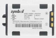 Symbol LP063450AR Scanner Battery 2400mAh Li-Ion 8.9Wh X-SCALE,QUICK GRIP