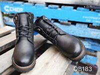 CLEARANCE~UGG OZWEAR  MEN'S  PREMIUM BOOTS Sheepskin Water Resistant  EU42/UK9