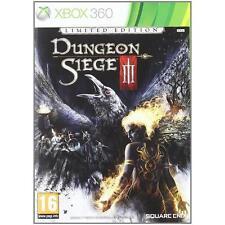 Pal version Microsoft Xbox 360 Dungeon Siege 3 le