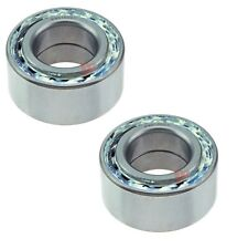 Pair Set 2 Front WJB Wheel Bearings for Chevy Prizm 98-02 Toyota Corolla 89-02