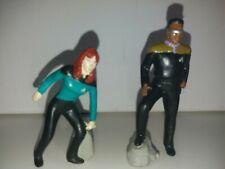 Star Trek: 2 Mini Figure Geordi La Forge 699