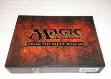 From the Vault: Realms: Box Set MTG Complete with die magic the gathering
