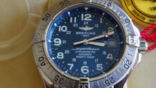 Breitling SuperOcean Automatic Chronometer – Serviced + Warranty – Box & Papers