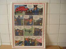Steve Canyon Milton Caniff Collana Gertie Daily 134  Editrice  Comic Art (MP)