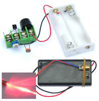 DIY Infrared Laser Aiming Anti-theft Burglar Alarm Control Module Kit