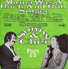7 45 Sonny & Cher-Mama Was a Rock and Roll Singer rare GER Rock