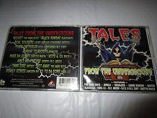 Tales from the Underground Hard Boyz, Spice-I, Skanless, Loose Screws, [CD] RARE