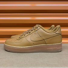 Nike By You Air Force 1 Low Brown Cinnamon Men's Shoes Sz 10 (AQ3774 992)