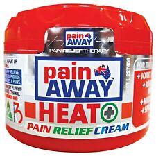 Pain Away Heat & Pain Relief Cream 70G