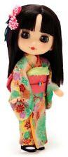 """odeco PetWORKs (Nikki)  """" HATSUHARU """"  poupée habillée, excellent état, complète"""