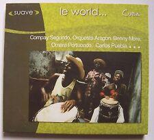 C15- SUAVE - LE WORLD ... CUBA