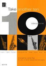 J.Rae: Take another ten, for alto or tenor saxophone & piano.