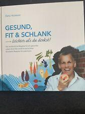 Patric Heizmann Gesund, fit & schlank 2021 Ernährung Buch 60 Rezepte Ratgeber