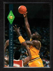 SHAQUILLE O'NEAL 1992 CLASSIC FOUR SPORT BASKETBALL CARD
