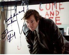DENNIS QUAID signed autographed HORSEMEN AIDAN BRESLIN photo GREAT CONTENT!