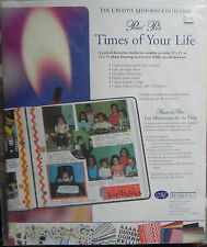 CREATIVE MEMORIES TIMES OF YOUR LIFE POWER PACK BNIP & NLA